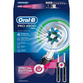 Oral-B (Braun) Pro 4900 CrossAction Duo