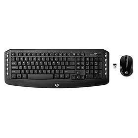 HP Wireless Classic Desktop (FR)