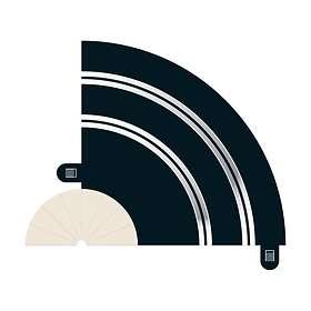 Scalextric Radius 1 Hairpin Curve 90° (C8201)