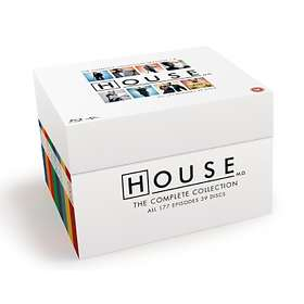 House M.D. - The Complete Collection (UK)