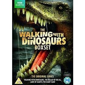 Walking with Dinosaurs (1999) (UK)