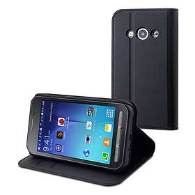Muvit Wallet Folio Stand Case for Samsung Galaxy Xcover 3