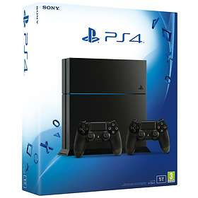 Sony PlayStation 4 1To - Ultimate Player Edition (+ 2nd DualShock 4)