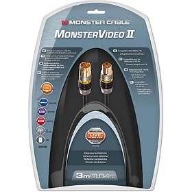 Monster MV2 Antenna 9.5mm - 9.5mm M-F 3m