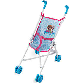 Smoby Frozen Foldable Pushchair