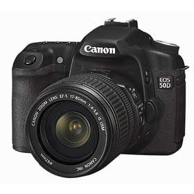 Canon EOS 50D + 17-85/4,0-5,6 IS