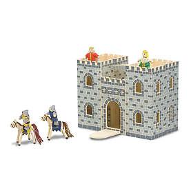 Melissa & Doug Fold & Go Castle (3702)