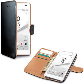 Celly Wallet Case for Sony Xperia Z5 Compact