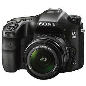 Sony Alpha SLT-A68 + 18-55/3,5-5,6 II