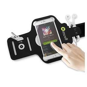 """Muvit Ultra Thin Arm Band for Smartphones 4-4.7"""""""