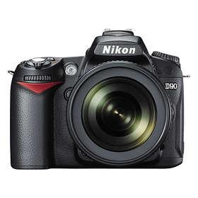 Nikon D90 + 18-55/3,5-5,6 VR