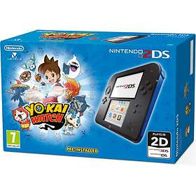 Nintendo 2DS (+ Yo-Kai Watch)