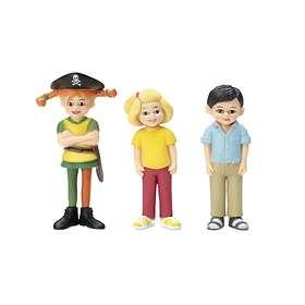 Micki Pirat Pippi Med Tommy & Annika (443710)