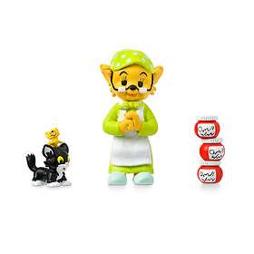 Micki Farmor Med Katten & Musen Set (640005)