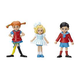 Micki Pippi Med Tommy & Annika (443690)