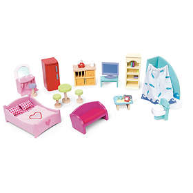Le Toy Van Deluxe Furniture Set (ME039)