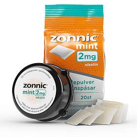 NicoNovum Zonnic Munhålepulver Portionspåse 2mg 20stk