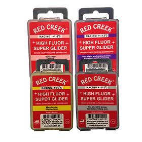 Red Creek Racing HF Red Wax -5 to +1°C 30g