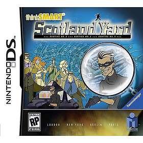 thinkSMART: Scotland Yard - Hunting Mr. X (DS)