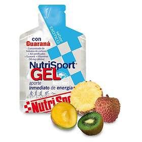 Nutrisport Gel Guarana 40g 24pcs