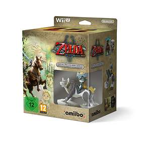 The Legend of Zelda: Twilight Princess HD (inkl. Wolf Link Amiibo) (Wii U)