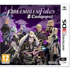 Fire Emblem Fates: Conquest (3DS)