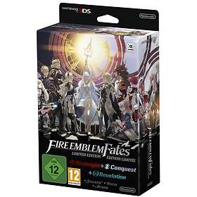 Fire Emblem Fates - Limited Edition (3DS)