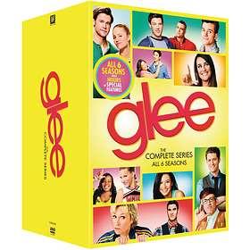 Glee - Säsong 1-6