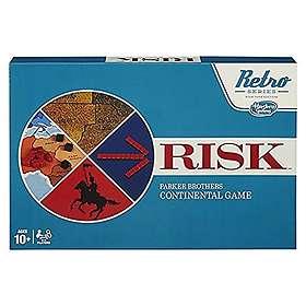 Hasbro Risk: Retro