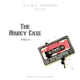 Asmodée Time Stories: The Marcy Case 1992 (exp.)