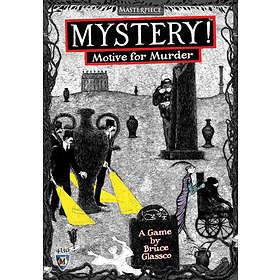 Mayfair Games Mystery: Motive for Murder