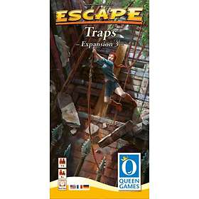 Queen Games Escape: Traps (exp.3)