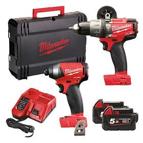 Milwaukee M18 FPP2A-502X (2x5.0Ah)