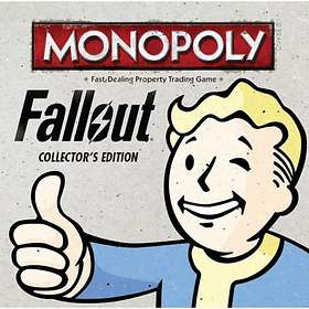 Hasbro Monopoly: Fallout Collector's Edition