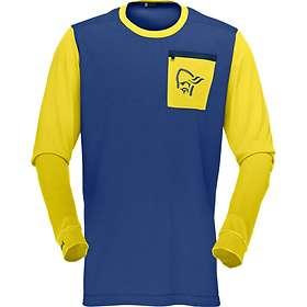 Norrøna Fjørå Equaliser Lightweight LS Shirt (Herre)
