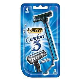 Bic Comfort 3 Advance Disposable Pack de 4