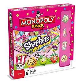 Parker Brothers Monopoly: Junior Shopkins