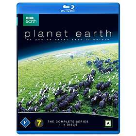 Planet Earth - Hela Serien