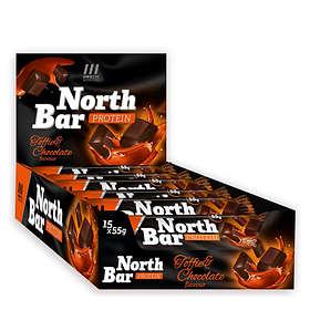 North Nutrition Protein Bar 55g 15st