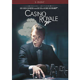 Casino Royale (2006) - Deluxe Edition (3-Disc)