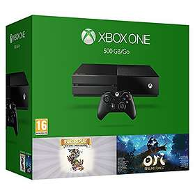 Microsoft Xbox One 500GB (incl. Ori + Rare Replay) - Holiday Bundle