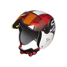 Alpina Sports Carat Visor Jr