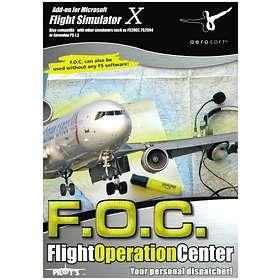 Flight Simulator X Expansion: Flight Operation Center
