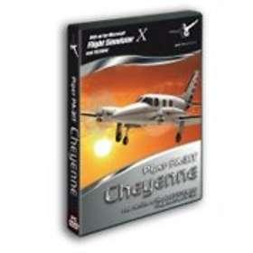 Flight Simulator X Expansion: Piper Cheyenne X