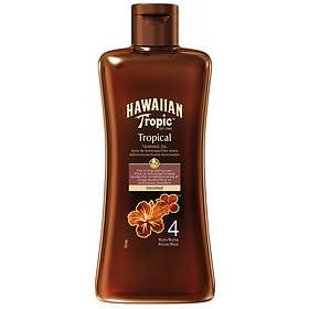 Hawaiian Tropic Dark Tanning Oil SPF4 200ml