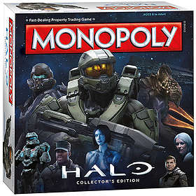 Parker Brothers Monopoly: Halo