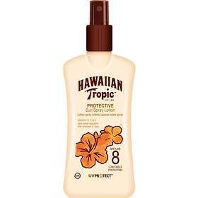 Hawaiian Tropic Sun Lotion Spray SPF8 200ml