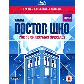 Doctor Who - The 10 Christmas Specials (UK)