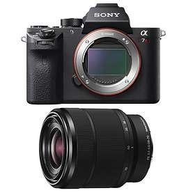 Sony Alpha A7R II + 28-70/3,5-5,6 OSS