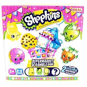 Top Trumps Shopkins: Supermarket - Scramble Game